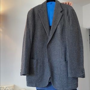 Men soft wool Faconnable Italian blazer